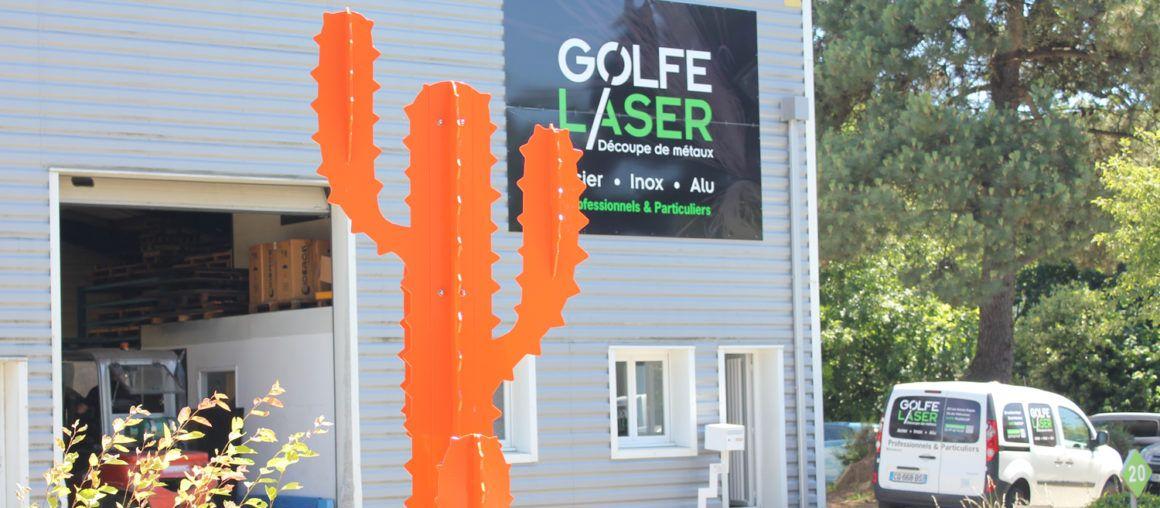 Découpe laser de métaux sur mesure en Bretagne