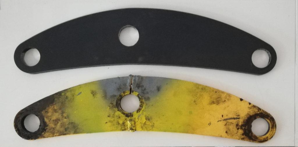 Reproduction pièce métal découpe laser