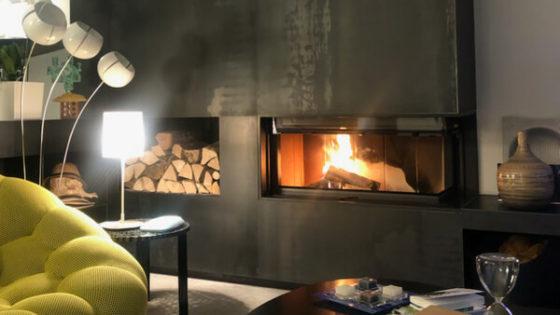 Poêles à bois et cheminées :  Découpe de plaques de sol et grilles sur-mesure grâce au laser