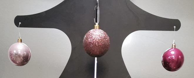 Offrez-vous un sapin de Noël design en métal !